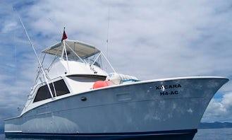 Portugal 36' Fishing Charter in Horta