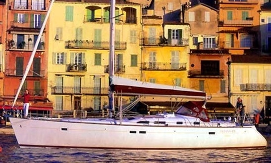 Oceanis 473 Cruising Monohull In Genova