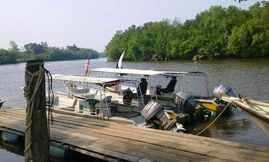 Mi0213h - Deep Sea & Sport Fishing Tour (kuala Rompin)