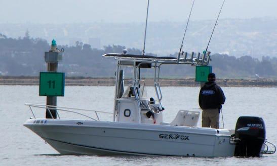 20' Fishing Charter In Encinitas, California