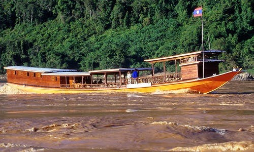 Luang Say Mekong Cruise 4 Days/ 3 Nights