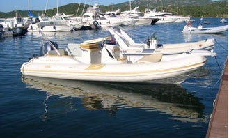 Hire this BSC73 Inflatable Boat in Cannigione