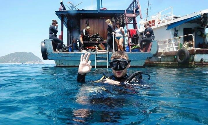 Diving Charter in Nha Trang Vietnam