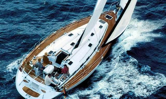 Jele Cruising Monohull Hire In Murter