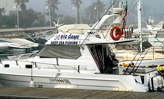 Marlin Fishing Charter In Portgual