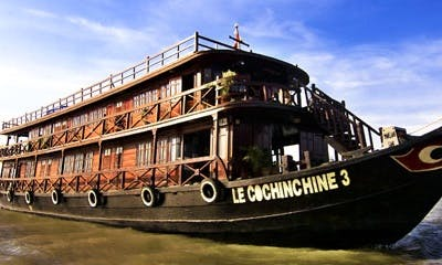 Lecochinchine Cruise - 3 Days