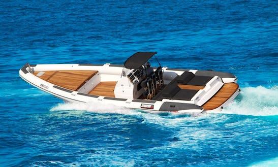 Private Sea Charters In Mykonos Tourlos Port