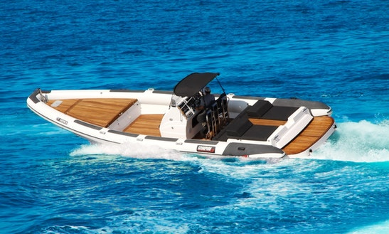 Private Sea Charters In Mykonos Tourlos Port