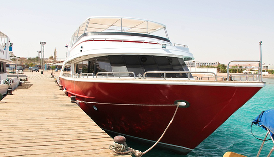Diving And Snorkeling Charter In Hurghada, Egypt