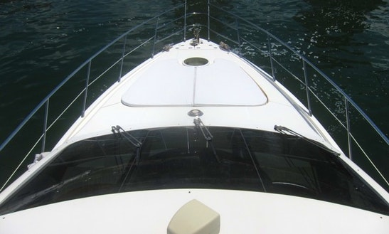 55' Motor Yacht Charter In Cartagena, Colombia