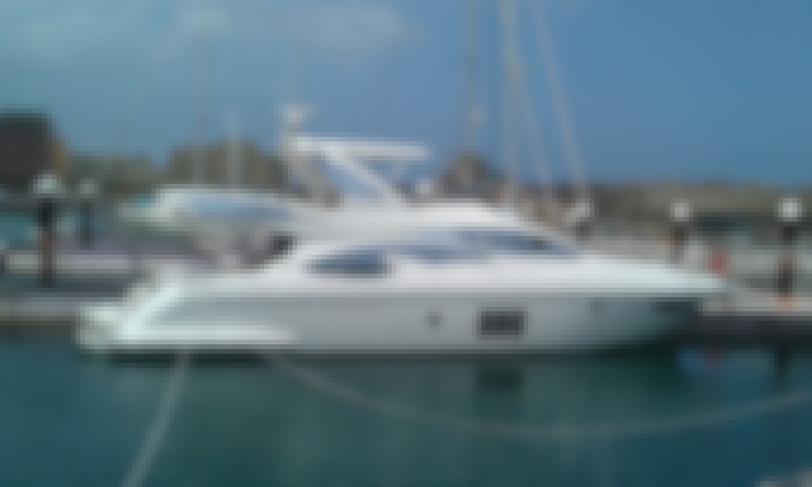 Azimut 60 Mega Yacht Charter for 15 Person in Cartagena, Colombia