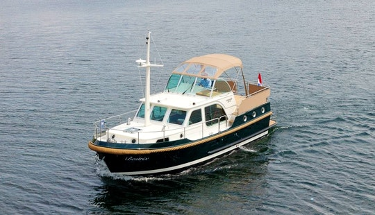 Linssen Classic Sturdy 32 Ac Canal Boat Charter