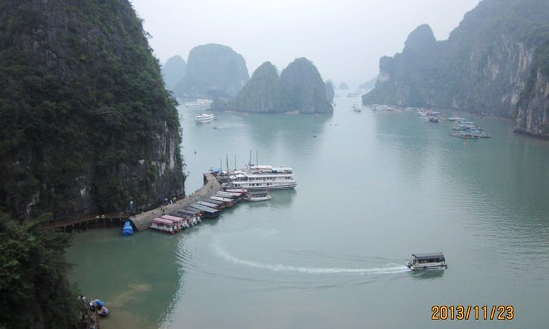 Bhaya Cruise in Halong Bay 2D1N
