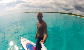 Stand Up Paddleboard Tour in Playa del Carmen