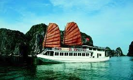 Luxury Private Halong Bay Day Cruise Vietnam