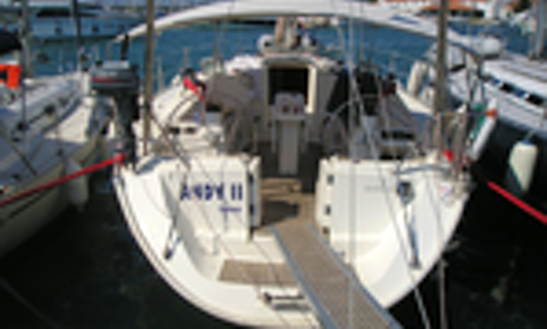 Andy Ii Cruising Monohull Hire In Murter