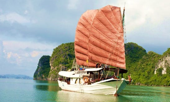 Traditional Junk Charter From Hạ Long Bay