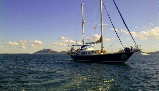 Gran Atalaya Sailing Yacht Charter