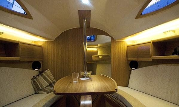26 Focus 800 C Cruising Monohull Rental In Mikolajki