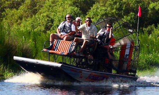 Alligators Unlimited Airboat Nature Tours