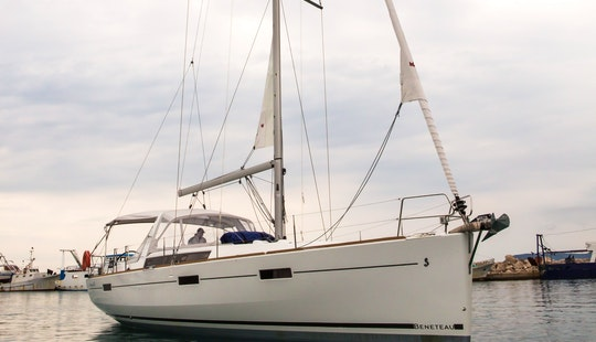 Bareboat Cruising On A Oceanis 45' Monohull From Montenegro
