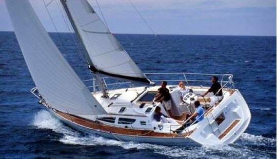 Sun Odyssey 35 Monohull Yacht Charter In Sane