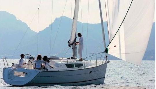 Sun Odyssey 32 Monohull Yacht Charter In Sane