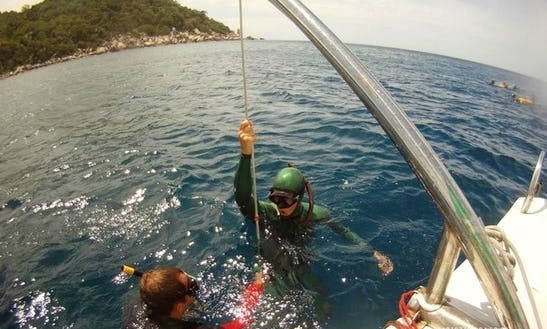 Freediving Course In Ko Pha Ngan
