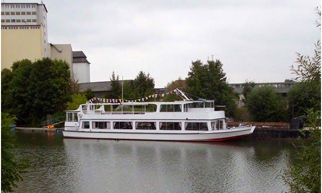 "Hire ""Pride of Surrey"" Passenger Boat In Walton-on-Thames, United Kingdom"