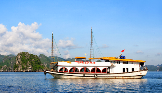 Paloma Family Cruise In Hạ Long Bay