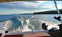 Guided Fishing Packages in the Southern Lakes Region, Yukon Territory, Canada