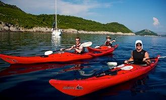 Adria Adventure Kayak Tours in Dubrovnik
