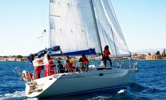Intro To Sailing Training Course In Cyprus