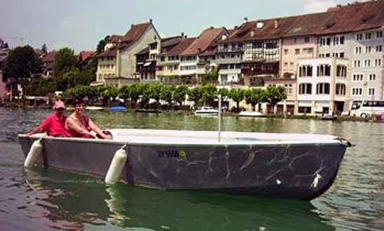 Sturmboot Rental In Eglisau