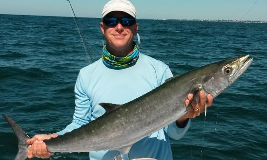 Fishing Charter With Captain Pete In Nokomis