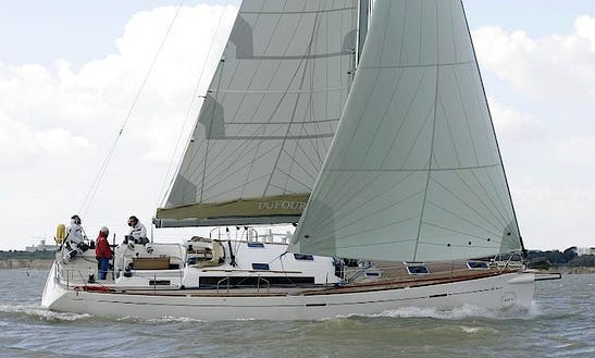 Dufour 485 Sailing Yacht Charter In Rogoznica