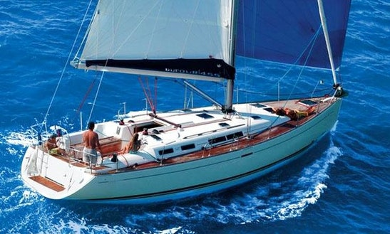 Dufour 455 Sailing Yacht Charter In Rogoznica