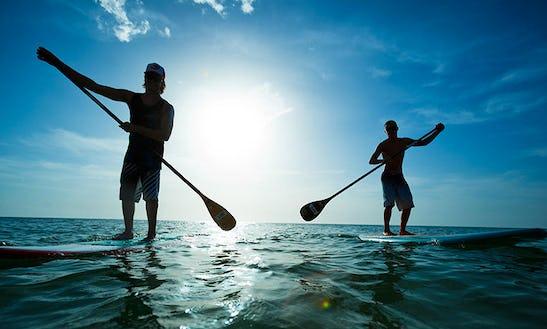 Paddleboard Rental In Jupiter, Florida