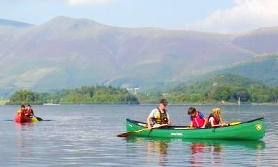 Canoe Rental In Keswick