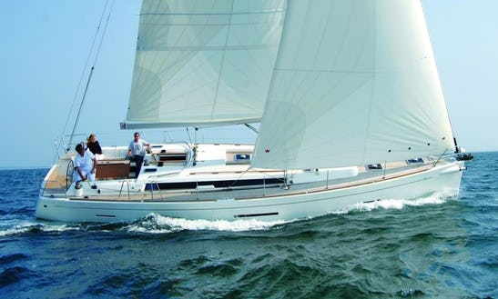 Hire A Dufour 450 Luxury Sailboat In Rogoznica