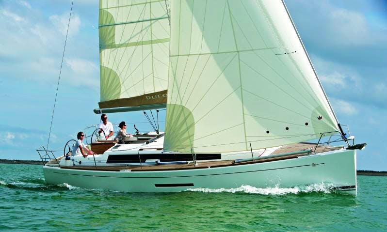 Croatia Dufour 380 GL Bareboat Sailing Charter