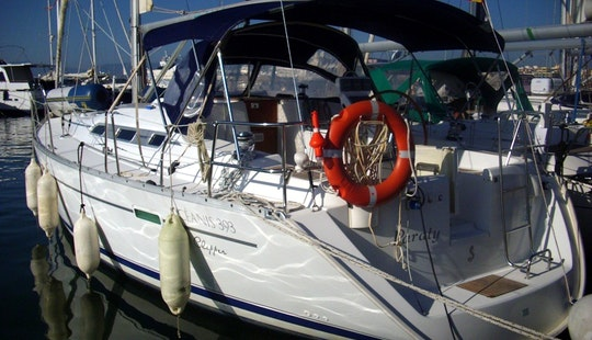 Sail Monohull Beneteau Oceanis 393 In Arenal (mallorca)