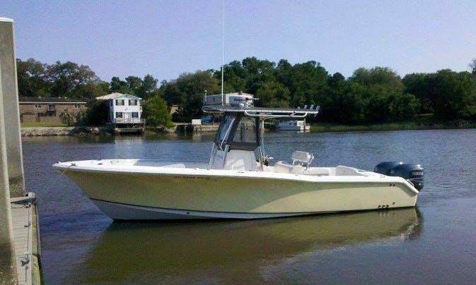 "26ft ""Sea Hunt"" Center Console Fishing Charter in Seabrook Island, South Carolina"
