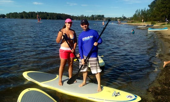 Stand Up Paddleboard Hire In Narrabeen