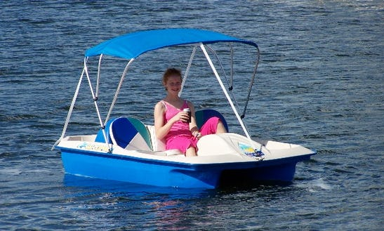 Pedal Boat For Hire In Narrabeen