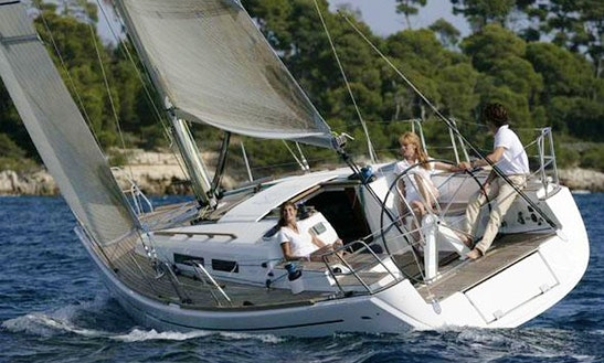 Croatia 34' Dufour Performance Sailboat Charter
