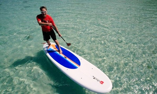 Rigid High Performance Stand Up Paddleboard Rental In Wanaka, Otago