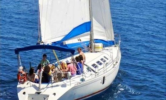 The Últim Ris2 Monohull Yacht Charter In Girona
