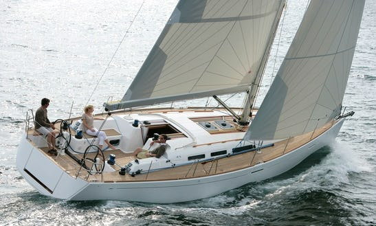 Hire A Dufour 335 Gl Sailing Yacht In Rogoznica
