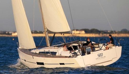 Dufour 500 Luxury Sailboat Charter In Croatia